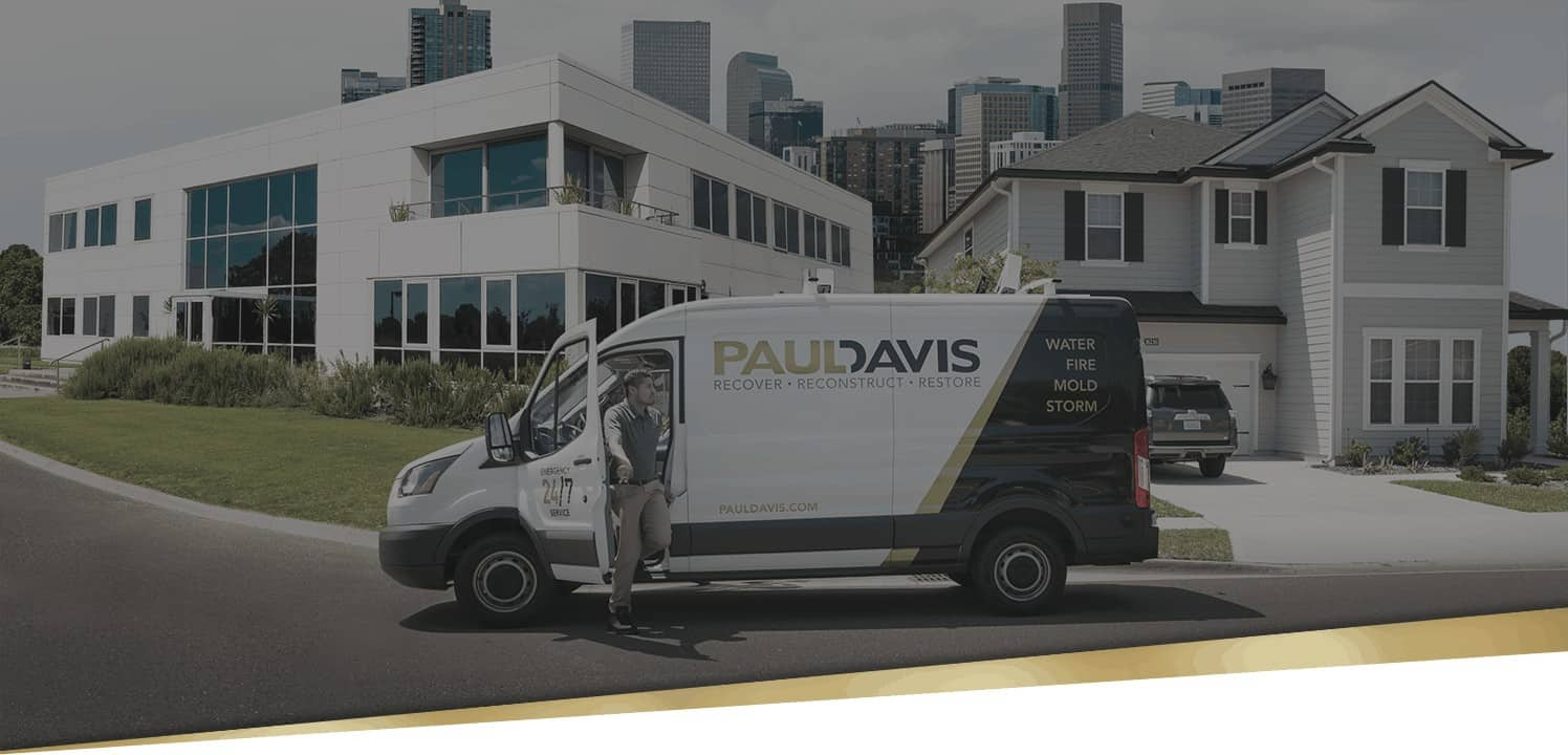 Paul Davis restoration specialist