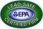 We are EPA Lead Safety Certified