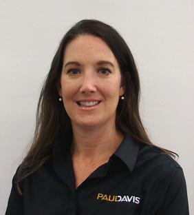 Kimberlee Stuart, Business Development Manager