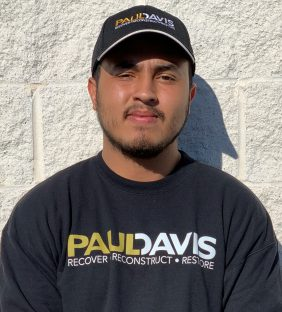 Carlos Leiva Large Loss Contents Technician