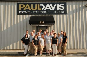 The team at Paul Davis Restoration of Bowling Green