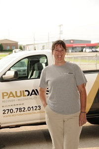Tamara Carpenter, Cleaning Technician