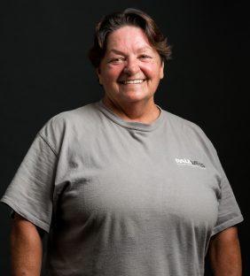 Sue Burton, Recovery Technician
