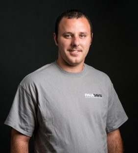 Stephen Humphrey, Recovery Division Supervisor