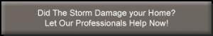 Storm damage? Let our professionals help now!