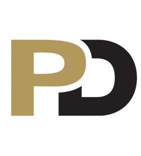 Paul Davis letter logo