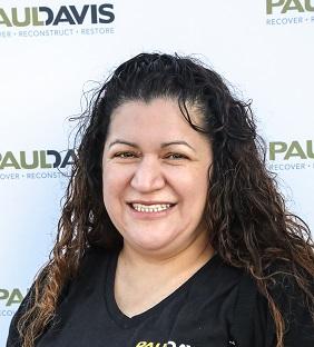 Maritza Rodriguez - Laundry Technician