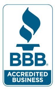 See our BBB page!