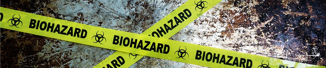 Biohazard/Trauma cleanup by Paul Davis Restoration of New Mexico