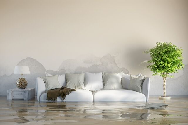 water damage scenarios