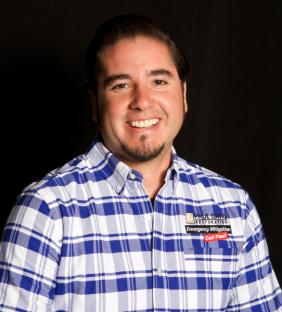 Isaac Cordova - Mitigation Associate & Residential Manager - Paul Davis Restoration New Mexico