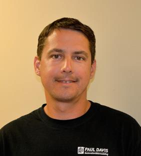 Tobin Smeltzer, Lead Construction Technician - Paul Davis Restoration Northwest Michigan
