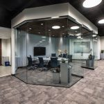 Waukesha Interior Commercial Remodel of Silent Boost by Paul Davis