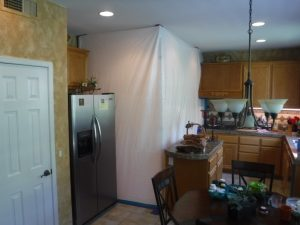Our team can handle the mold in your South Orange County home