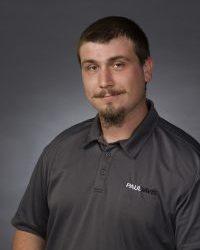 Russell Willard, Lead Water Technician
