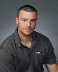Jared Spencer, Water Technician